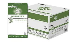 Boise X 9 Multi use Copy Paper Legal Size Paper 20 Lb Bright White 10 Ream