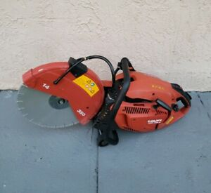 Hilti Dsh 700 x 14 In Hand Held Gas Saw