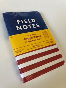 Field Notes Rare Coal X Ddc Limited Edition Out Of Print Sealed Pack
