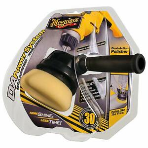 Meguiar S G3500 Dual Action Power System Tool Car Care Detailing Tool