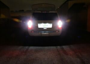 2015 2020 Chevrolet Tahoe High Output Led Reverse And License Plate Light Kit