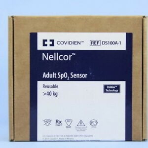 Nellcor Reusable Adult Spo2 Sensor With Free Shipping