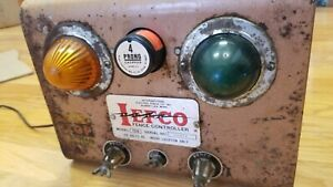 Vintage Fenzer_iefco Fence Controller_model 106_electric Fence Co