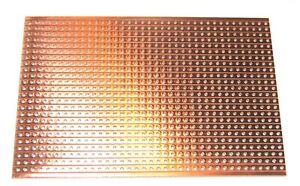 Rk Education Veroboard Prototyping Copper Stripboard Various Size qty Uk Seller