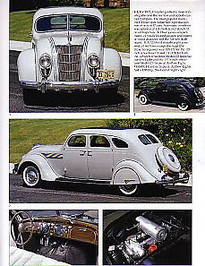 1935 Chrysler Airflow Airstream Convertible Article Must See
