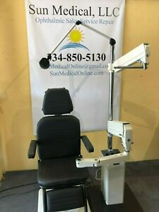 Reliance 5200 Chair And 7750 Stand