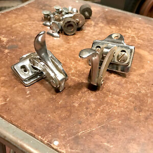 1946 1947 1948 Ford Convertible Top Latches And Hardware