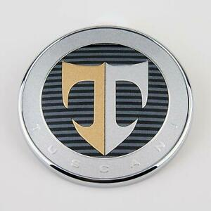 Tuscani Tiburon Tail Gate Trunk Emblem For 2003 2008 Hyundai Tiburon
