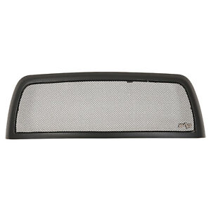 Fits 2010 2012 Dodge Ram 2500 Grille Black Stainless Steel Mesh Replacement