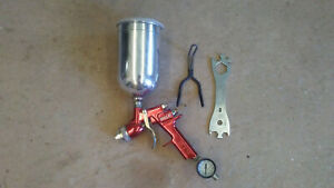 Binks M1 G Hvlp Spray Gun
