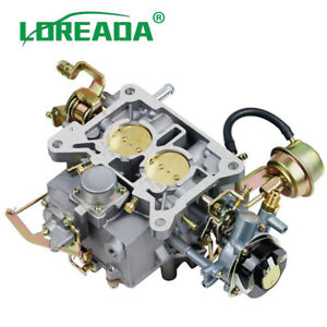 New Carburetor Two 2 Barrel Carburetor Carb 2100 For Ford 289 302 351 Cu Jeep En