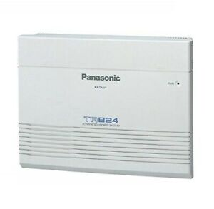 New Panasonic Kx ta824 Advanced Hybrid Analog Telephone System Control Unit 824