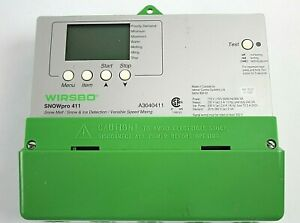 Wirsbo Snowpro 411 Snow And Ice Melting Controller