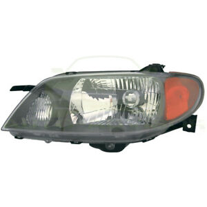 Driver Left Side Headlight Assembly For 2001 2003 Mazda Protege Ma2502120