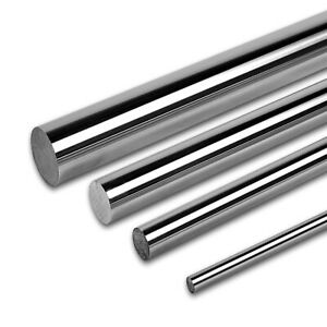 Dia 16 50mm Optical Axis Round Rod Length 600 1000mm Cylinder Rail Linear Shaft