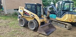 2004 Cat 246b Skid Steer