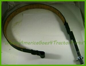 Ad24r John Deere D Brake Band With Castle Nut All New Made In America