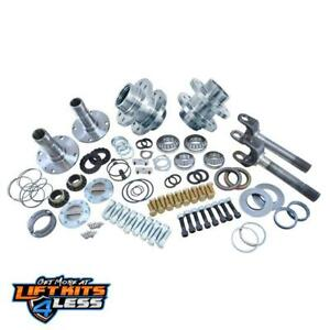 Yukon Gear Ya Wu 07 Locking Hub Conv Kit For Dana 30 44 Tj Xj Yj 27 Spline 5x4 5