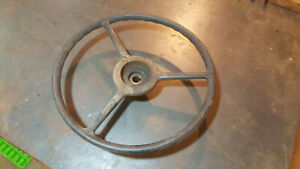 1930 S Steering Wheel Packard Nash Chevy Ford Hudson Rat Rod Free U S Shipping
