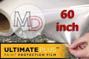Xpel Ultimate Plus Paint Protection Film Bulk Clear Bra 60 By The Foot