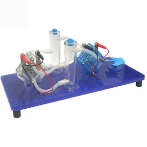Hydrogen Oxygen Fuel Cell Demonstrator Water Electrolyzer Generator
