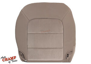 2003 2006 Ford Expedition Xlt Xls Driver Side Bottom Cloth Seat Cover Tan
