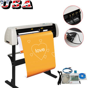 Sell 28 Inch Plotter Machine Vinyl Cutter Plotter Sign Cutting Plotter W stand