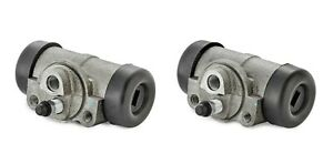 1936 Chrysler Rear Wheel Cylinders Brand New Castings 1 Year Only Fitment Mopar