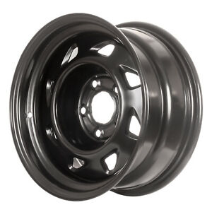 15 Black Steel Wheel 1995 1997 Chevrolet S10 Blazer 5030