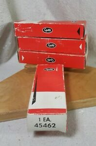 Grote 45462 Red Plastic Light Lamps Nos Vintage In Box