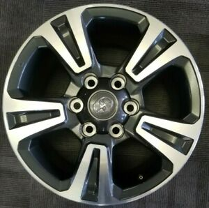17 Toyota Tacoma Factory Oem Alloy Wheel Rim 17x7 1 2 2016 2018