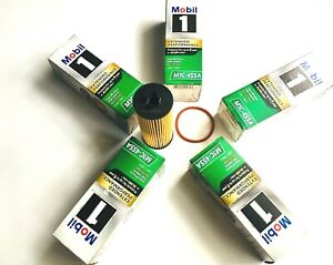 Oil Filter Mobil 1 Extended Performance M1c 455a 5 Pc New