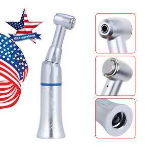 Nsk Style Slow Low Speed Contra Angle Handpiece Push Button E type Usa