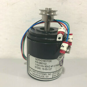 New Arc Systems 980102 Mini Servo Motor