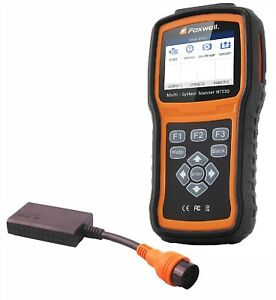 Foxwell Nt520 Pro Mercedes Benz Diagnostic Scanner Tool Multiplexer 38 Pin Cable