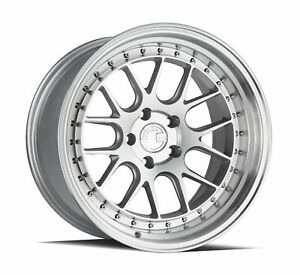 19x11 Aodhan Rims Ds06 5x114 3 15 Machined Set Of 4