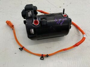 2017 2019 Tesla Model 3 Electric Ac Compressor Pump W Cover Harness Oem 17 19