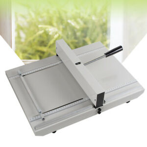 Manual Paper Creaser Creasing Machine 350mm A4 Card Covers High Gloss Covers Fda