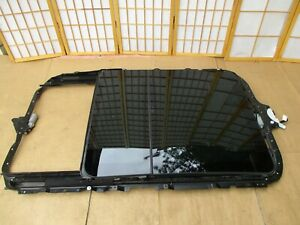 04 10 Bmw X3 E83 Panoramic Sunroof Glass Window Sun Moon Roof Complete Assembly