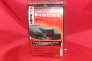 Hopkins Trailer Brake Control Impulse 47233 New 079976472333