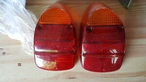 Vw Beetle Beetle 1302 Beetle Rear Lights Taillight Lens Feux Arriere