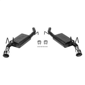 Flowmaster 817483 American Thunder Axle Back Exhaust System Fits 10 15 Camaro