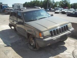 Automatic Transmission 4 0l 6 242 4wd Fits 98 Grand Cherokee 890053