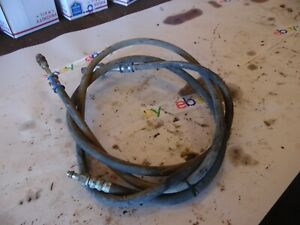 Case 4690 Farm Tractor Air Conditioning Lines