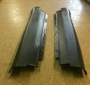 1939 Lincoln Zephyr Running Boards Complete Set New Reproduction