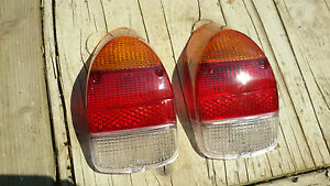 Vw Beetle One 1302 Beetle Cox Rear Lights Taillight Lens Feux