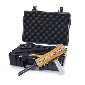 Real Gold Aks Lr tr Professional Prospecting Geolocator Metal Detector