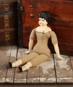 Bethany Lowe Vintage Style Doll Primitive French Country Colonial Home Decor New