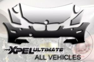 Xpel Ultimate Plus Paint Protection Film Pre cut Standard Kit All Vehicles