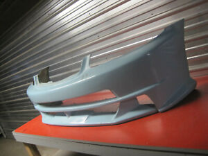 Fiberglass Extreme Style Front Bumper For A 99 00 Honda Civic 2 3 4dr